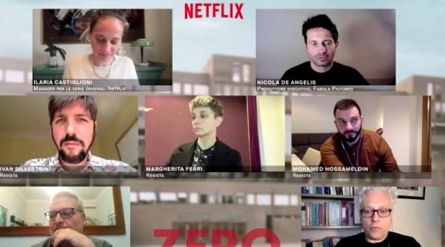 Zero serie Netflix